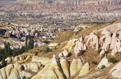 Cappadocia-Red Valley