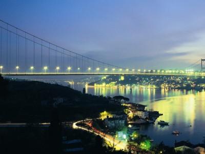 Istanbul-Bosphorus cruise