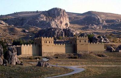 Hattusas- Old City