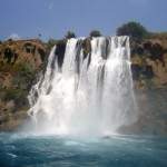 Antalya-Waterfalls