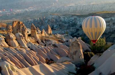 Cappadocia, Red Valley
