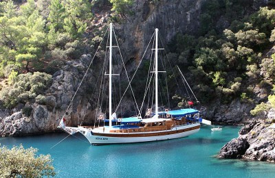 Turkey-Greece Cruises by Custom Travel Services
