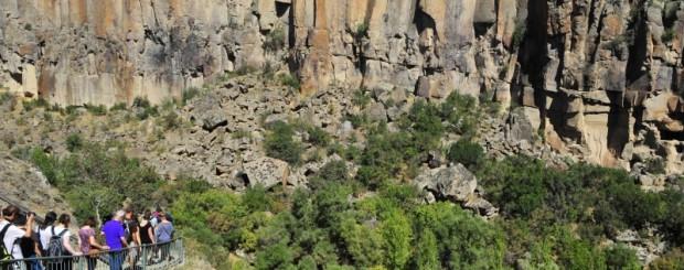 ihlara valley cappadocia turkey
