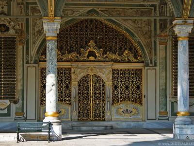 Istanbul-Topkapi Palace