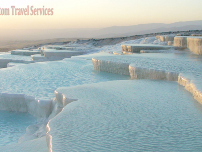 Pamukkale tours Turkey